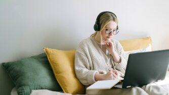 Как эффективно работать из дома?